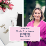 Life Coaching Offer