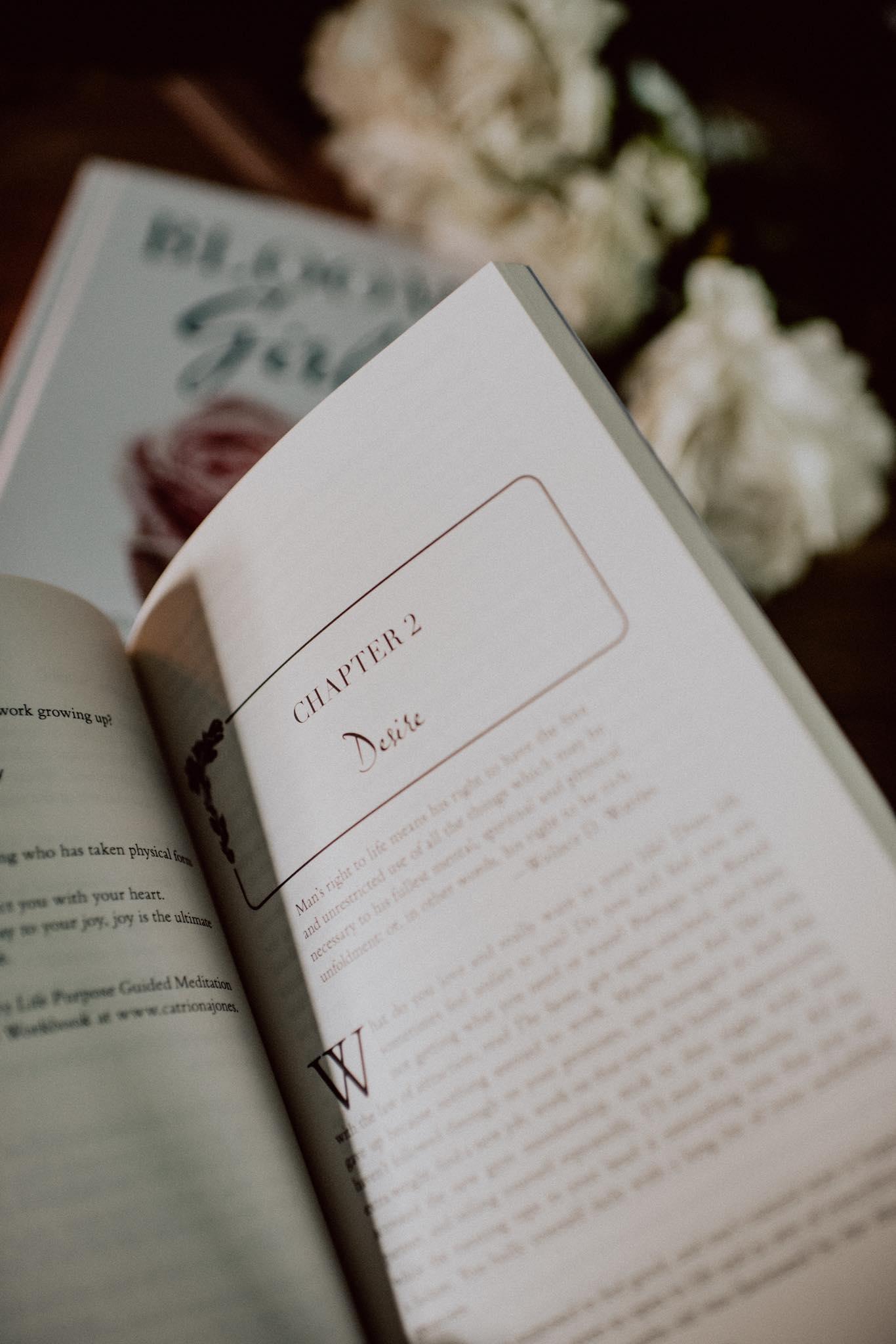 Catriona Jones Coaching - Bloom Girl - Chapter 2 - Desire